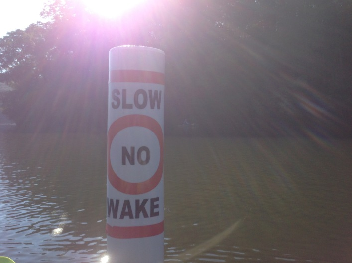 slow-no-wake
