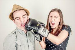Punching Couple